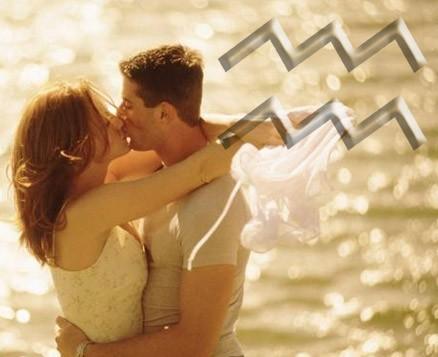 Совместимость Водолея в браке и любви