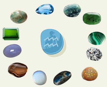 Камень Водолея