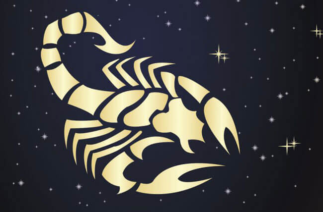 финансовый гороскоп скорпиона