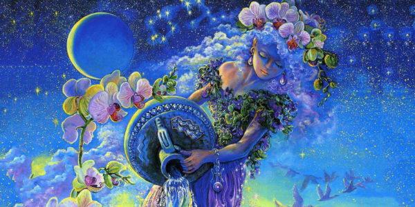 водолей любовный гороскоп