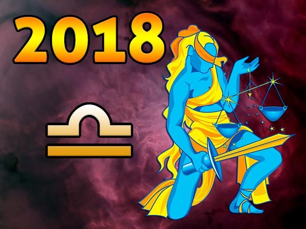 Гороскоп на 2018 год Весы