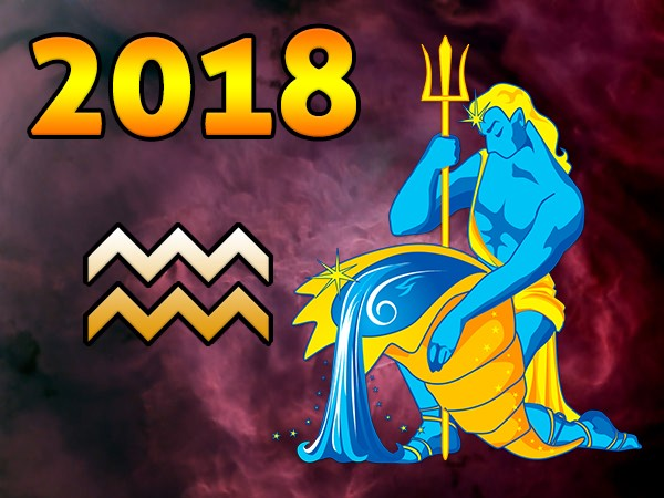 Гороскоп на 2018 год Водолей