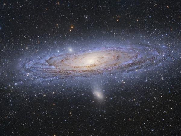 О нашей вселенной