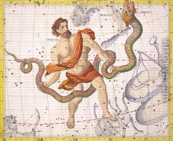 знак зодиака змееносец