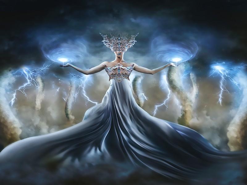 Энергия Лилит