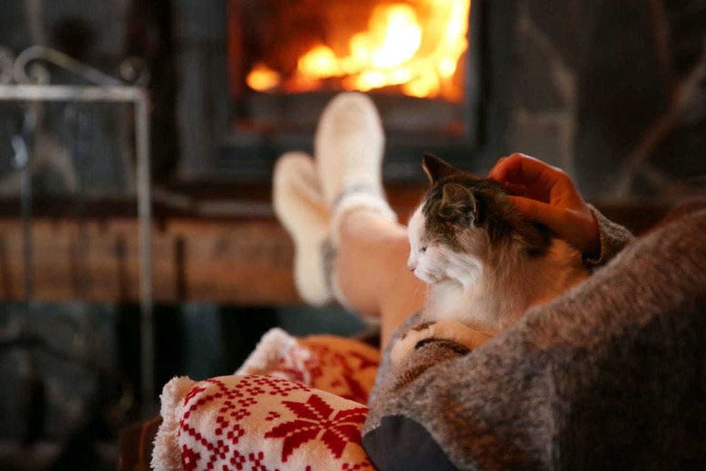 Уютно дома